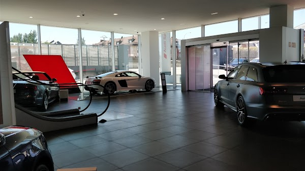 Audi Center Madrid Las Rozas