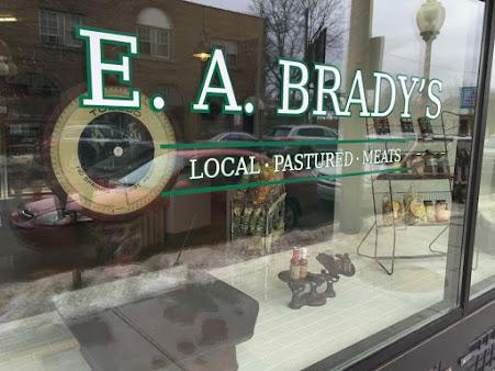 E. A. Brady's