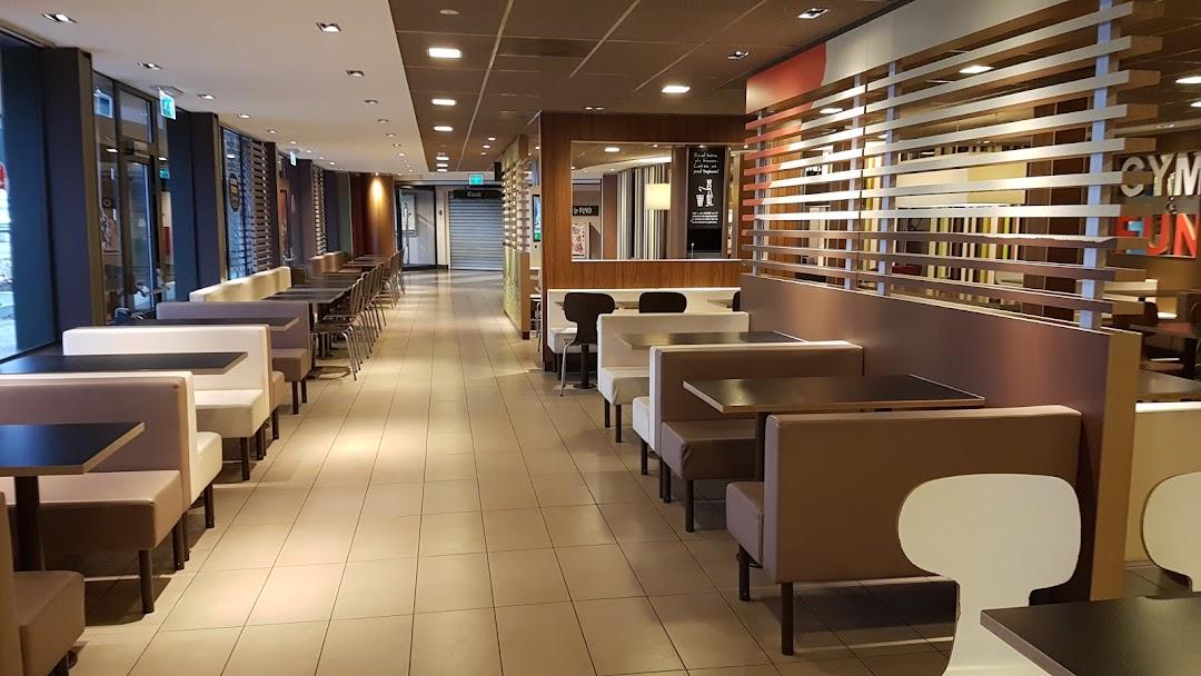 McDonalds Hazeldonk-West
