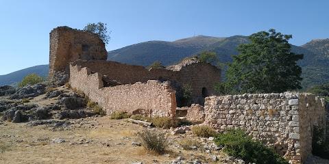 Castillo de Mata Bejid (Ruinas)