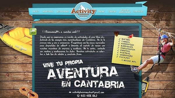ACTIVIY  Turismo Activo Cantabria