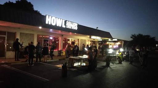 Tattoo Shop «HOWL», reviews and photos, 4160 S Cleveland Ave, Fort ...