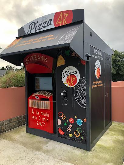 photo du restaurant Pizza 4k