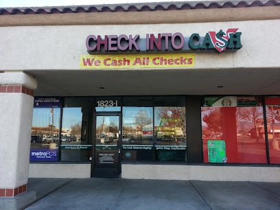 Financial institution Check Into Cash