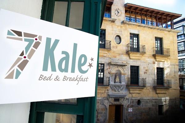 7 Kale Bed  Breakfast