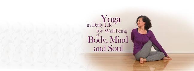 Yoga dans la vie quotidienne à Alexandrie