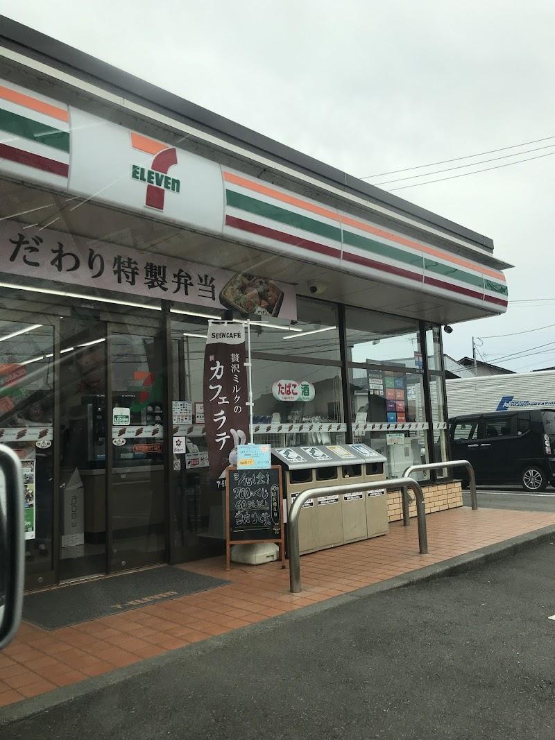 セブン-イレブン 熊本渡鹿8丁目店