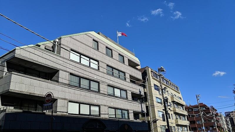 在日サウジアラビア王国大使館 (東京都港区六本木 大使館 / 大使館 ...