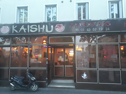photo du restaurant Kaishu