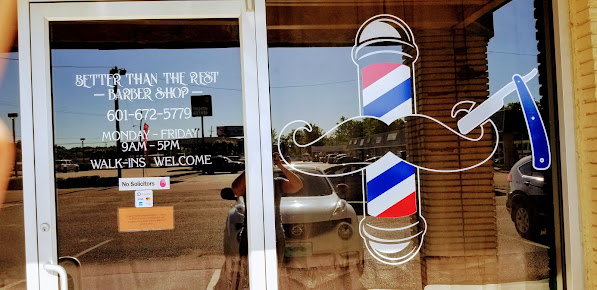 Better Than The Rest Barber Shop
