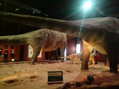 Legendark, Territorio Dinopolis