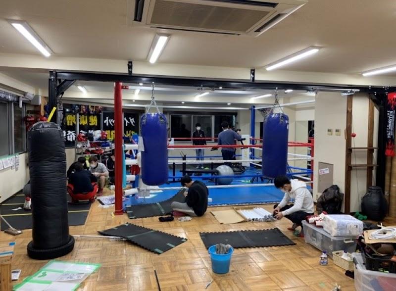 名古屋 大橋 ボクシング ジム