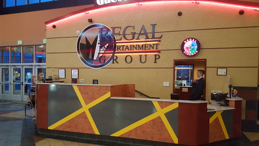 Movie Theater «Regal Cinemas New River Valley 14», reviews and photos, 110 New River Rd, Christiansburg, VA 24073, USA