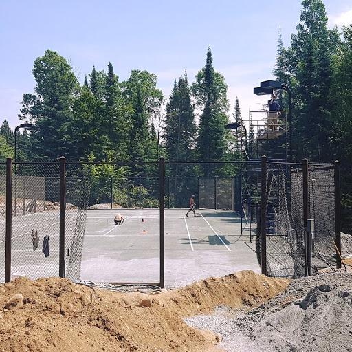 Tennis PC Court Company in Sainte-Agathe-des-Monts (QC) | CanaGuide