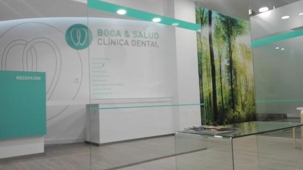 BOCA  SALUD Clínica Dental