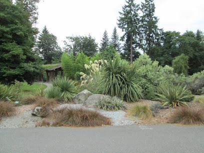 Pacific Connections Garden at WA Park Arboretum