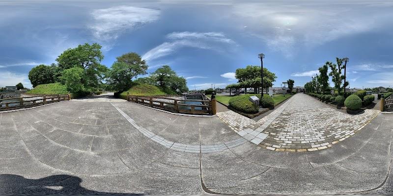 壬生城 二ノ丸跡