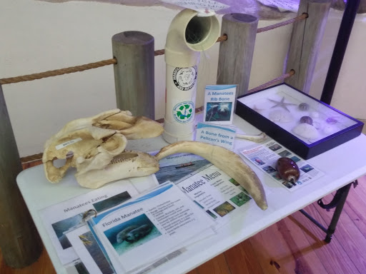 Science Museum «Marine Science Center», reviews and photos, 100 Lighthouse Dr, Ponce Inlet, FL 32127, USA