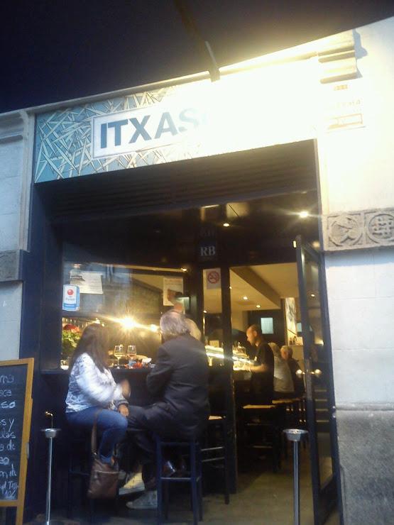 ITXASO de l'ELI Carrer de Còrsega, 232, 08036 Barcelona