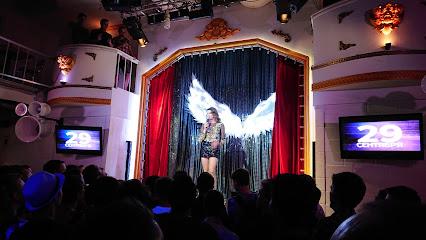 Ночные клубы для лесбиянок москва ночные клубы 2 этаж