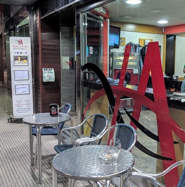 Cafetería Avenida Restaurante