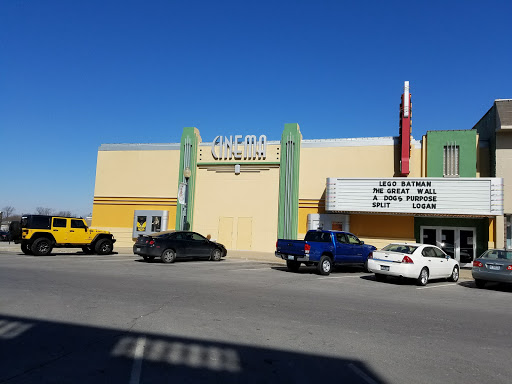 Movie Theater «Pharaoh Cinema 4», reviews and photos, 114 W Maple Ave, Independence, MO 64050, USA