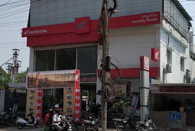 Mereddy HondaMiryalaguda