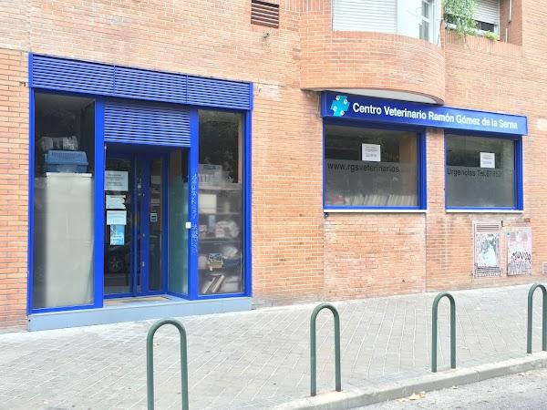 Central Veterinaria Ramón Gómez de la Serna S.L.C.