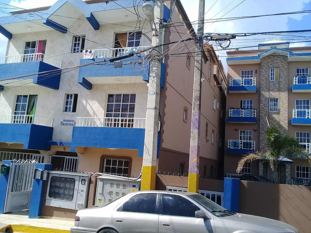 Residencial Vanessa 1, calle L 39