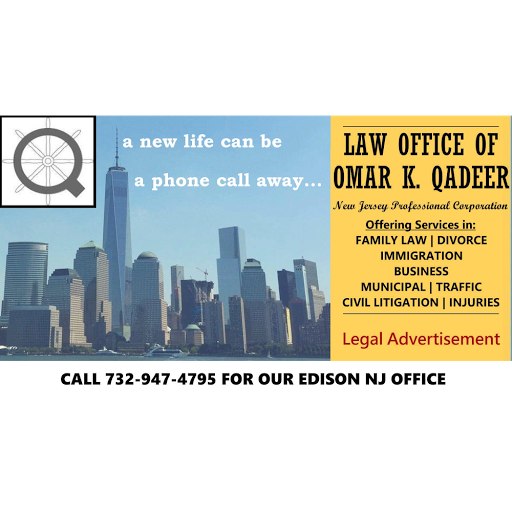 Divorce Lawyer «Qadeer Law - Law Office of Omar K Qadeer PC», reviews and photos