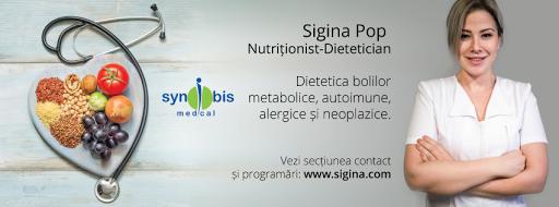 Sigina Pop Nutritionist-Dietetician Cluj