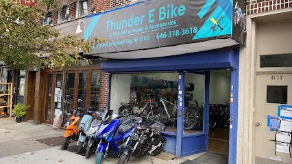 Bicycle store Thunder E-Bike