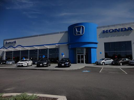 Wonderful Used Car Dealer «McGovern Honda», Reviews And Photos, 300 Manley St,  Brockton, MA 02301, ...