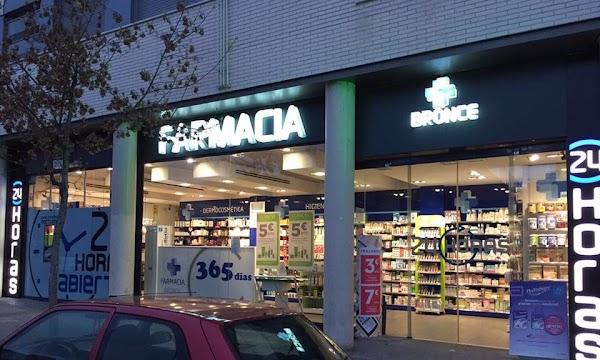 FARMACIA BRONCE 24 HORAS