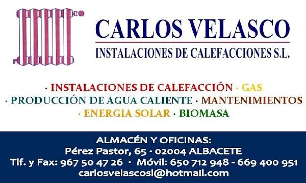 Carlos Velasco Instalaciones de Calefacciones SL