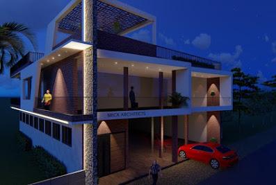 Brick ArchitectsBhopal