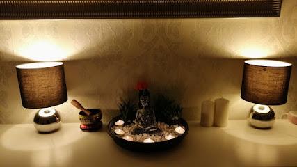 imagen de masajista Modo Relax