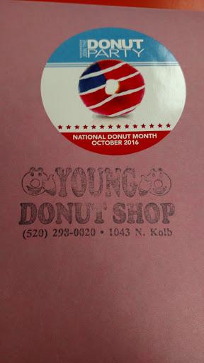 Bakery «Young Donut Shop», reviews and photos, 1043 N Kolb Rd, Tucson, AZ 85710, USA