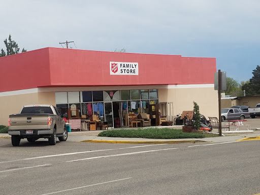 Salvation Army Thrift Store, 1293 SW 4th Ave, Ontario, OR 97914, Thrift Store