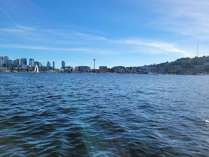 Lake Union in Seattle WA