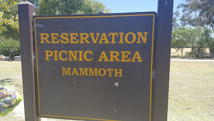 Mammoth Picnic Area Central Park