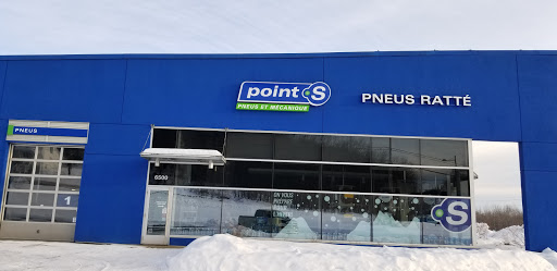 Magasin de pneus Point S - Pneus Ratté Shawinigan à Shawinigan (QC)   AutoDir