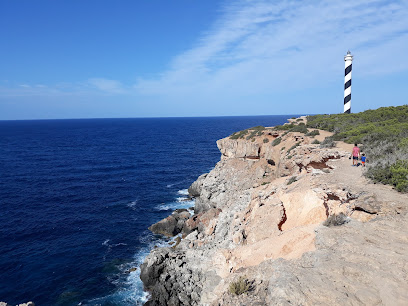 Punta Moscarter lighthouse
