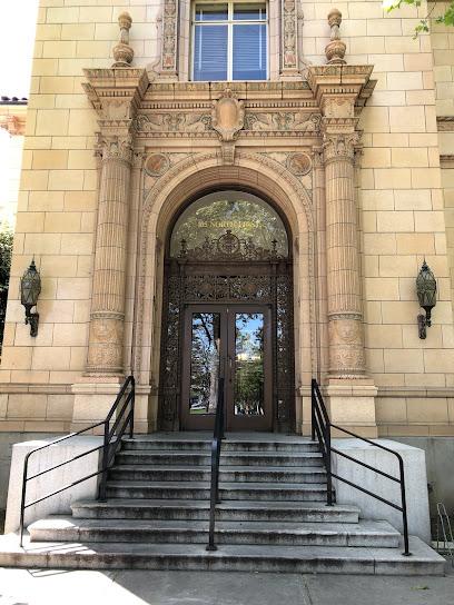 Main Post Office - San Jose History Walk Marker 17