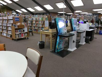 Public library Turlock Public Library