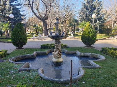 Alameda de Cervantes de Soria