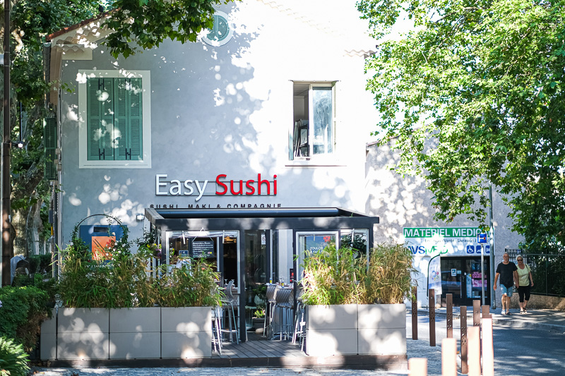 photo du resaurant Easy Sushi