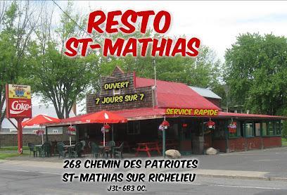 Resto St-Mathias