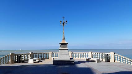 La Cruz de la Mar. Chipiona.