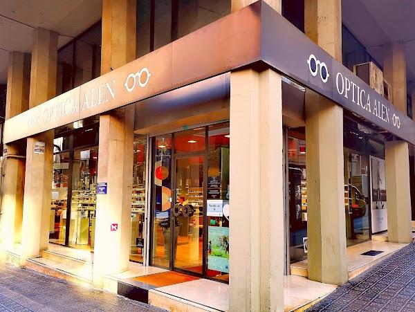Optica Alen. Optica en Barcelona
